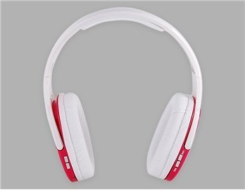 Wireless Headphone With Fm / Mic (Pink)