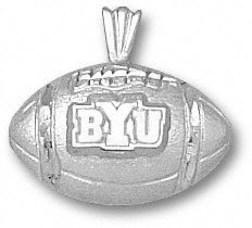 BYU Cougars Solid Sterling Silver