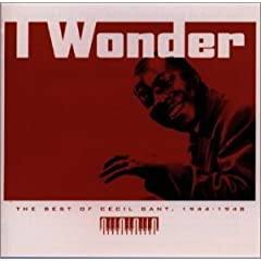 Album I Wonder by Cecil Gant