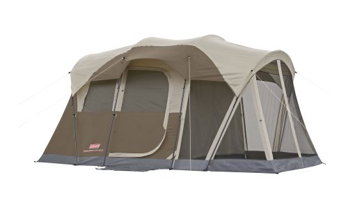 Coleman WeatherMaster Screened 4 Tent
