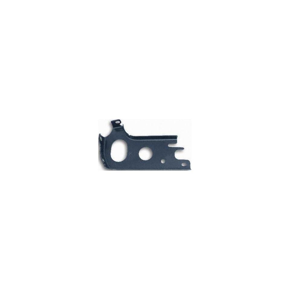 86 92 NISSAN PICKUP FRONT BUMPER BRACKET LH (DRIVER SIDE) TRUCK, Mounting Bracket, 2WD (1986 86 1987 87 1988 88 1989 89 1990 90 1991 91 1992 92) 742 6221309G00