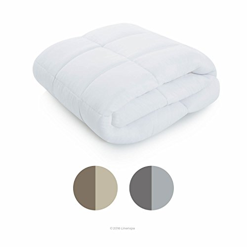 Linenspa All Season White Down Alternative Quilted