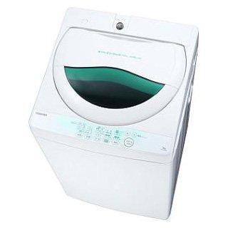 東芝 AW-705-W ピュアホワイト [簡易乾燥機能付き洗濯機 (5kg)]
