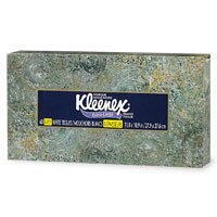 Kleenex Cold Care Facial Tissues, Extra Large, 3-Ply, White, Unscented, Case Pack Eighteen 60-Count Boxes (1080 Tissues) [Amazon Frustration-Free Packaging]