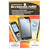 Samsung Acclaim R880 screen protector, screen guard 2 pack.