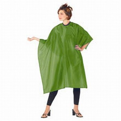 Betty Dain Styling Cloth Nylon Velcro Hunter Green