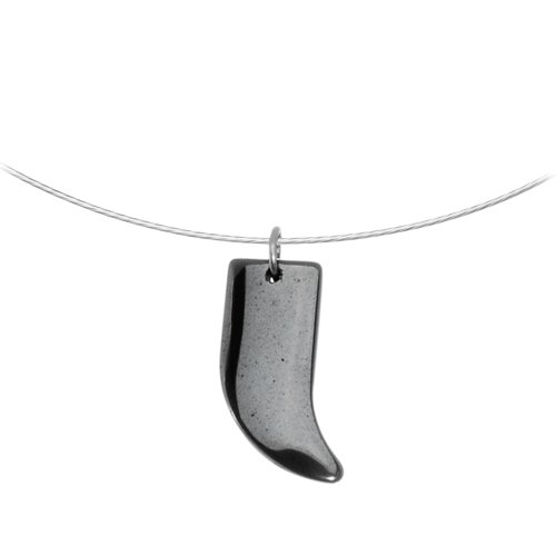 Hemalyke Horn Choker Necklace
