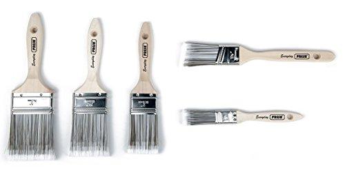 capri-tools-00308-brush-paint-stain-varnish-set-with-wood-handles-5-piece