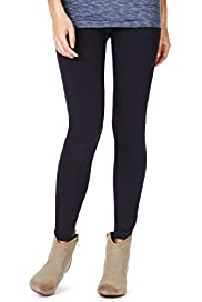 Indigo Collection Cotton Rich Seam Leggings