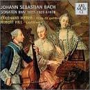 Bach: Sonaten, BWV 1027-1029 & 1038 for Viola da Gamba & Lautenwerke