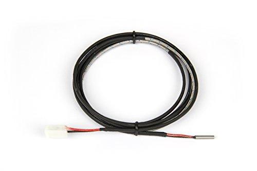 Hamlet HP3DX100-SENS Sensore di Temperatura con Cablaggio x 3DX100, Nero/Antracite