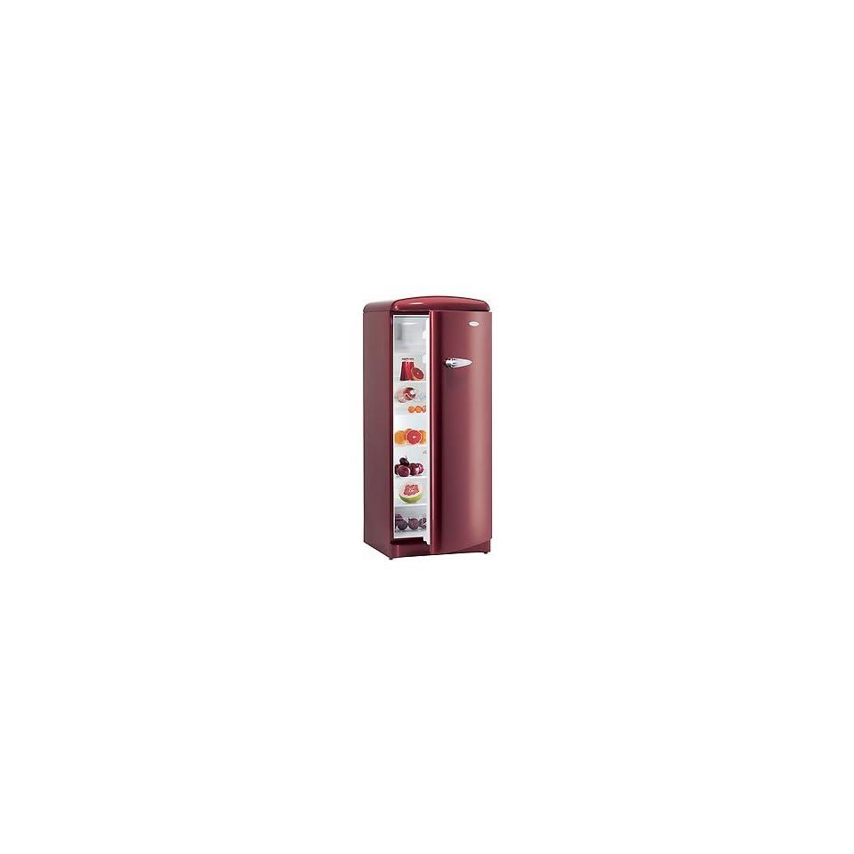Gorenje Kühlschrank RB 6285 OR Nostalgie, Rot Elektro