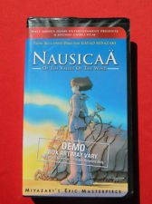 Amazon Com Nausicaa Of The Valley Of The Wind Vhs Demo