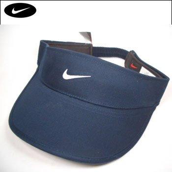 Nike berretto visiera paralume 564792-451 navy/blu scuro taglia unica 100% cotone