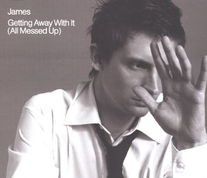 James - Getting Away With It CD Single 2 - Zortam Music