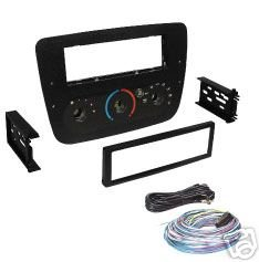 Stereo Install Dash Kit Ford Taurus 00 01 02 03 includes wiring [Electronics]