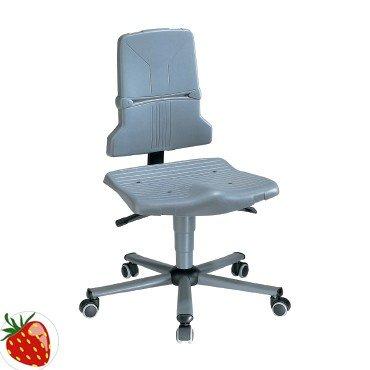 bimos-Arbeitsdrehstuhl-SINTEC-Kunststoff-Standard-Ausfhrung-Fnffu-Stahlrohrgestell-mit-Rollen-Arbeitsdrehstuhl-Arbeitsstuhl-Drehstuhl-ESD-Arbeitsstuhl-ESD-Arbeitssthle-Universalstuhl