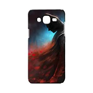 G-STAR Designer 3D Printed Back case cover for Samsung Galaxy E7 - G1711
