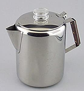 Melitta Coffee Maker Stove Top : Amazon.com: Rapid Brew Stainless Steel Stovetop Coffee Percolator, 2-12 cup: Stovetop Espresso ...