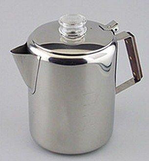 Farberware FCP412 12-Cup Percolator, Stainless Steel (Farberware Knob compare prices)
