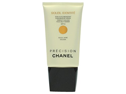 Chanel Soleil Identite, SPF 8, Golden, Donna, 50 ml