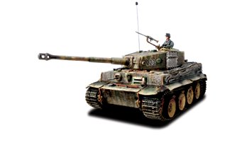 Buy Low Price Unimax Forces of Valor 1:32 Scale German Tiger I Tank Normandy Figure (B000KBGO9K)