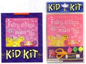 Fairy Things to Make and Do (Kid Kits)