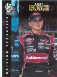 Buy 2004 Press Pass Platinum #P94 Kurt Busch DS by Press Pass