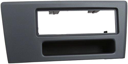 Autoleads-FP-10-04-Radioblende-fr-Volvo-V70-S70-S60-1-DIN-Schwarz