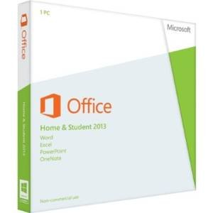 Microsoft Office Home and Student 2013 KeyCard