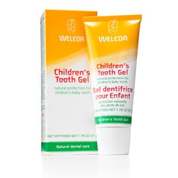 Weleda - Children's Tooth Gel 1.78 oz