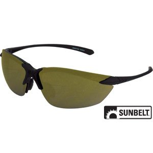 No Frame Safety Glasses : SUNBELT- Safety Glasses, Sniper, Half Frame. Part No ...
