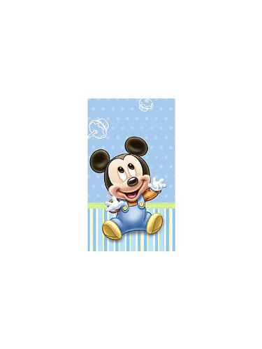 Mickey's 1st Birthday Table Cover (each) - 1