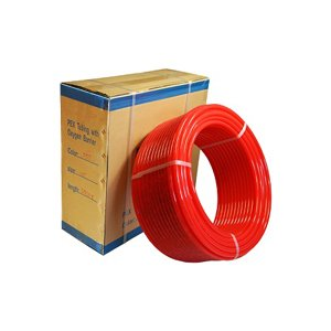 New listed 3 4 pex tubing with oxygen barrier for for Pex pros and cons