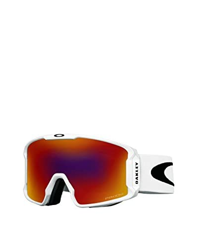 Oakley Skibrille LINEMINER weiß