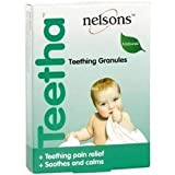 THREE PACKS of Nelsons Teetha 24 Sachets