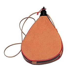Amazon.com : Leather Teardrop Bota Bag by Liberty Mountain