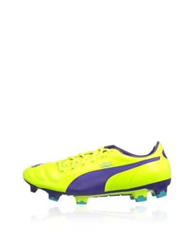 Puma Zapatillas de fútbol Amarillo