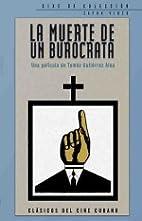 La Muerte de un Burocrata [Import NTSC…