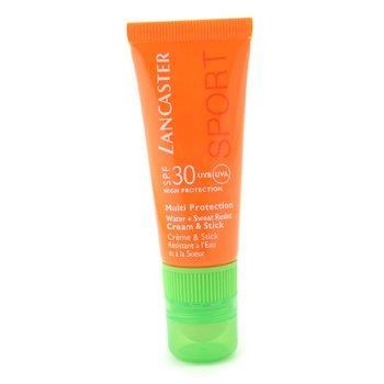 Sun Sport Multi-Protection Water & Sweat Resist Cream & Stick SPF 30