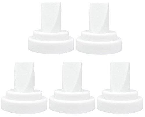 Nenesupply Duckbill Valves. Use on Medela Breastpump, Spectra S1 S2 9 Plus Dew 350, Nenesupply Breastshield. Replace Spectra Valve Medela Valve Medela Membrane Spectra Pump Parts Medela Pump Parts