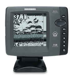 Humminbird 4073801 5-Inch 718 Waterproof Fishfinder
