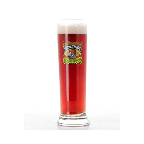 lindemans-kriek-foudroyante-beer-flute-half-pint-glass-what-better-way-to-drink-your-belgium-beer-bu