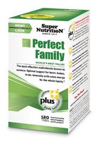 Perfect Family Super Nutrition 120 Tabs
