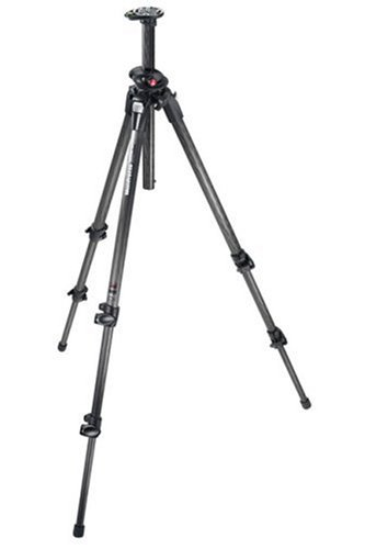 Manfrotto 190CXPRO3 trepied en carbone pour appareil photo sans rotule/t