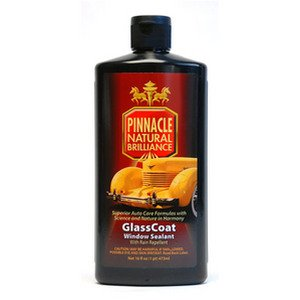 Pinnacle GlassCoat Window Sealant with Rain Repellent 16oz