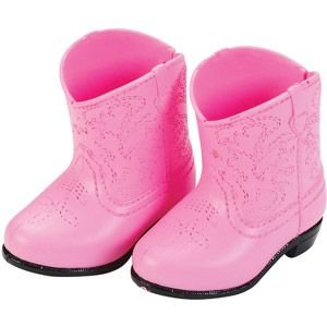 My Life 18 Inch Doll Pink Cowgirl Boots