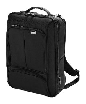 Dicota 30034 BacPac Traveler 15-17.3 Inch Notebook Bag with Lockable Cushioned Notebook Pocket & Separate Document... Black Friday & Cyber Monday 2014