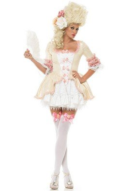 Marie Antoinette Sexy Holiday Party Costume