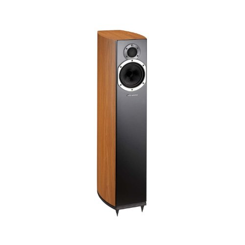 Wharfedale Diamond 10.3 slimline floorstanding speakers (Cinnamon Cherry)
